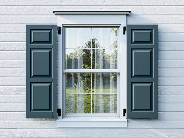 how to determine the cost of composite wood exterior shutters