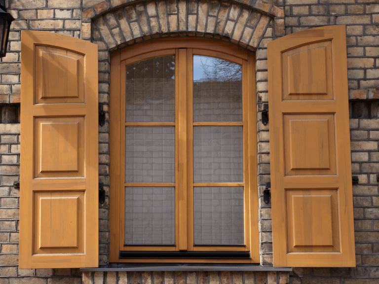how to determine the cost of pine exterior shutters