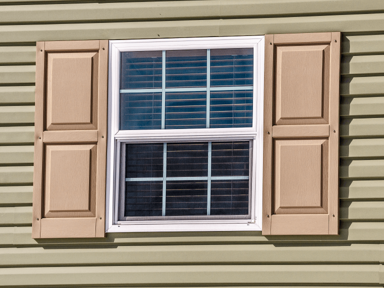 how to determine the cost of vinyl exterior shutters