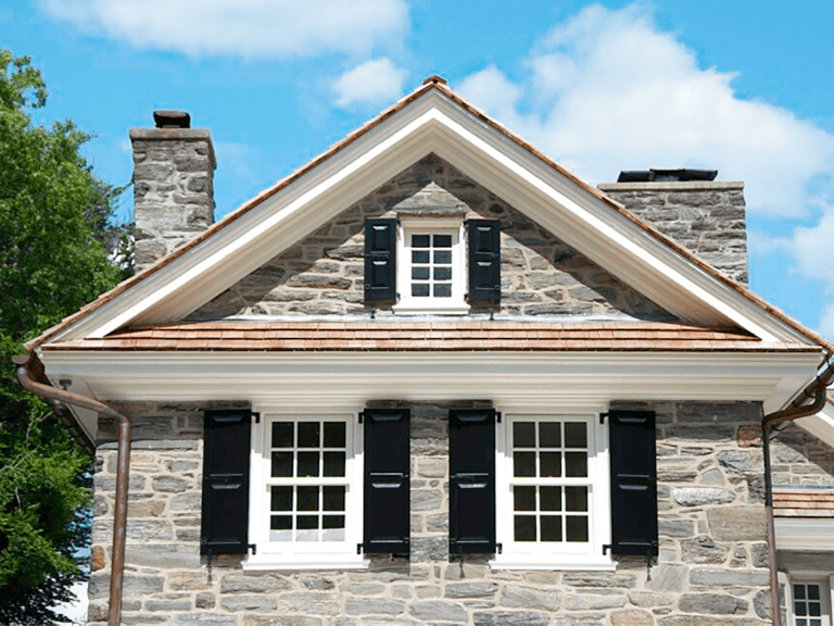what are the benefits of installing exterior shutters