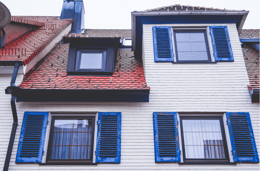 what do exterior shutters look like when they need to be replaced